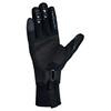 Roeckl Verbier Handschuhe schwarz/fiesta rot